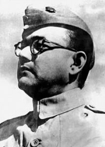 Subhas Chandra Bose- The leftist Congressman